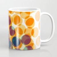 dots Mugs featuring Dots by Yordanka Poleganova