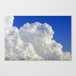 Cumulonimbus Clouds 2 Canvas Print