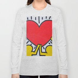 Keith Haring Long Sleeve T-shirt
