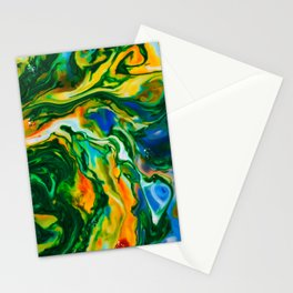 Milkblot No. 11 Stationery Cards