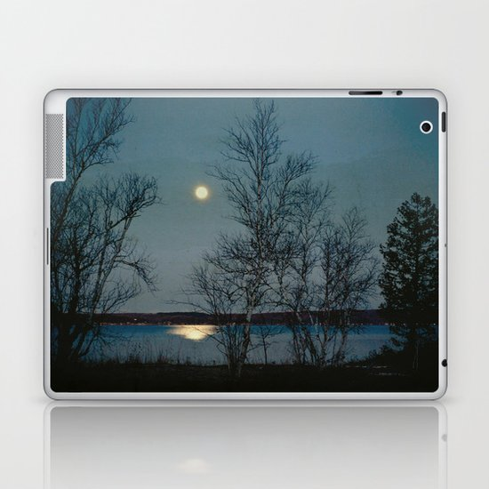 Spirit of the Night Laptop & iPad Skin