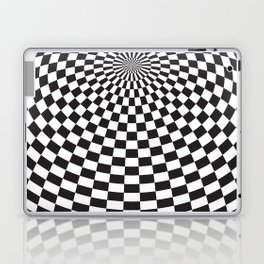Squares On The Ball Laptop & iPad Skin