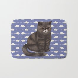 Cranky Cat / Shitty Kitty Bath Mat