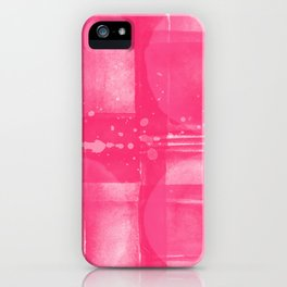 Bubbles of happiness iPhone Case