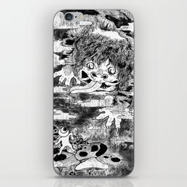 Nothing to fear but fear itself iPhone Skin
