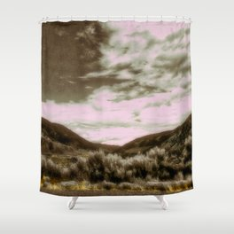 The Timelessness In You Shower Curtain