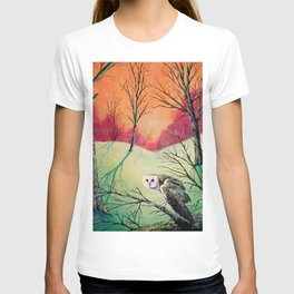 Soren: Owl of Ga' Hoole T-shirt