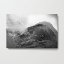 Glencoe, Highlands, Scotland. Metal Print