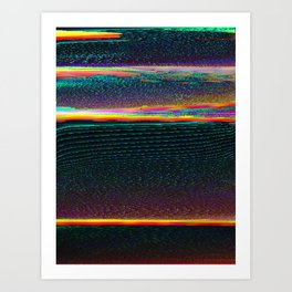 U N I V E R S E #1 Art Print