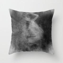 petrificado Throw Pillow