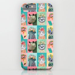 Wild Spirit iPhone Case