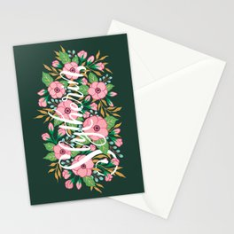 Slytherin Stationery Cards