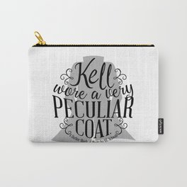 Peculiar (on light) Carry-All Pouch