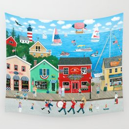 A Star Spangled Day Wall Tapestry