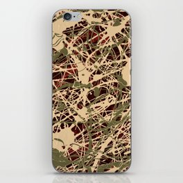 Web Drip iPhone Skin