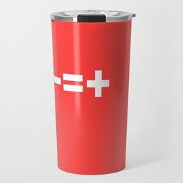 -=+ Travel Mug
