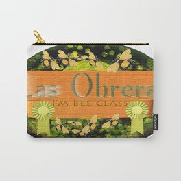 I'm Bee Class, Bee Strong, Bee Yourself Carry-All Pouch