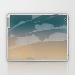 Endless Sky Laptop & iPad Skin