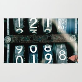 Magic numbers Rug