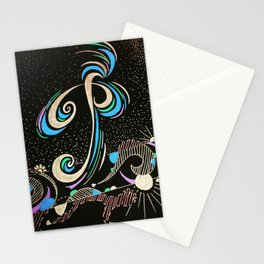 The P Word Stationery Cards