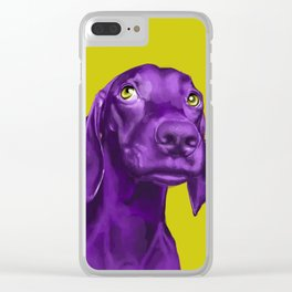 The Dogs: Guy Clear iPhone Case