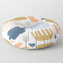 Sandstorms Floor Pillow