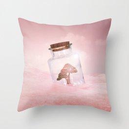 Saving Nature II Throw Pillow