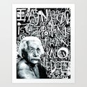 Einstein.  by willsantino