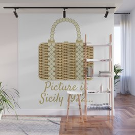 Picture it, Sicily Wall Mural