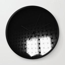 Keep You Close Wall Clock