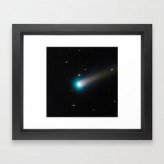 Comet ISON Framed Art Print