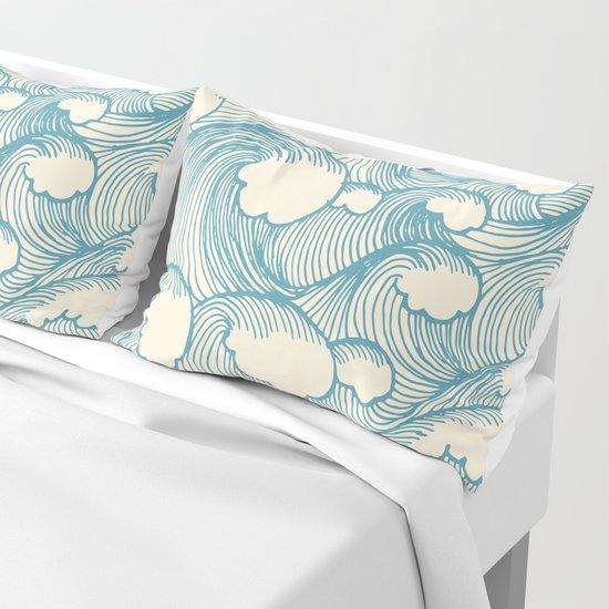 Waves by concretejungle