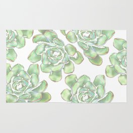 Succulent Party Rug