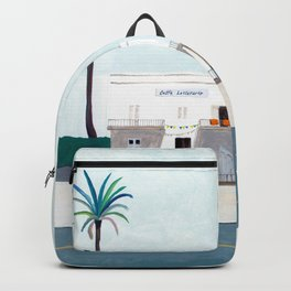 Street View Journey : Sicily, Italy Backpack