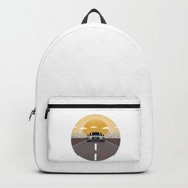E30 Circle Sunset Backpack
