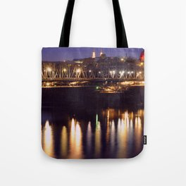 Alexandra Bridge  Tote Bag