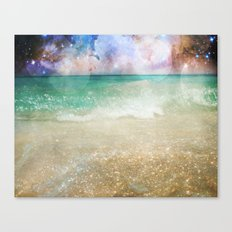 Interplanetary Canvas Print