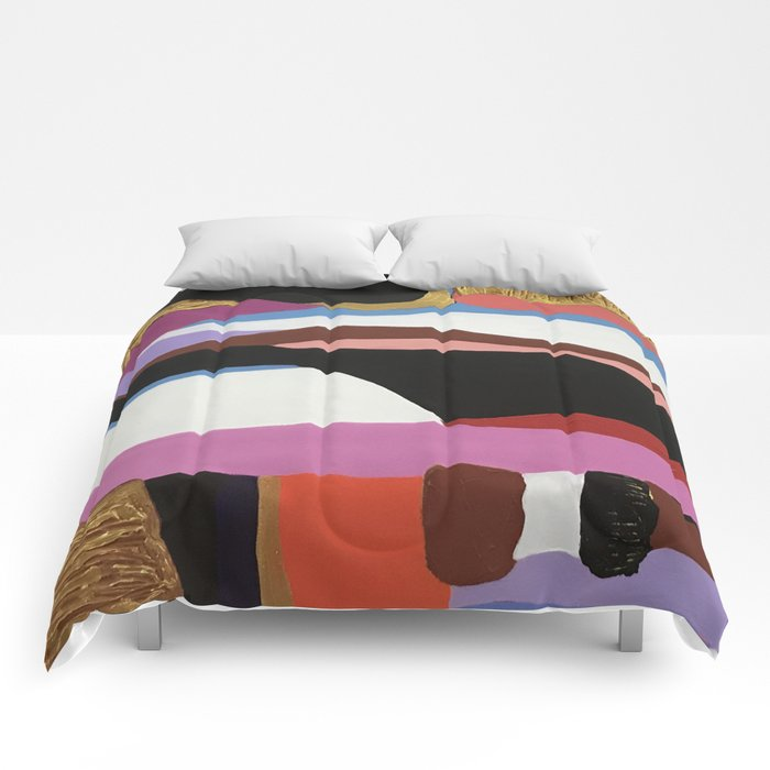 Maps Comforters