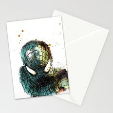 UNREAL PARTY 2012 THE AMAZING SPIDEY SPIDERMAN Stationery Cards