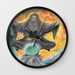 The Ritual. Wall Clock
