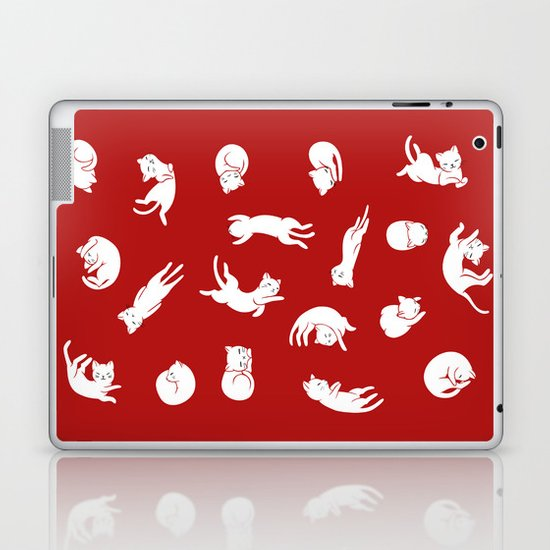 Lazy Day Laptop & iPad Skin