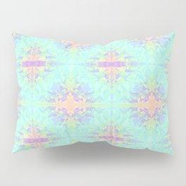 Rainbow Triangles Pattern Pillow Sham