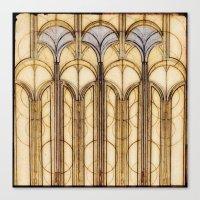 palms Canvas Prints featuring Palms by Steve W Schwartz Art