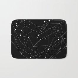 Constellations of the Heart Bath Mat