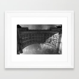 Grand Army Plaza Memorial Arch, Brooklyn Framed Art Print