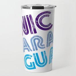 NICARAGUA Travel Mug