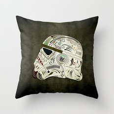 Storm Esé Throw Pillow