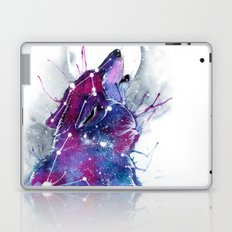 Galaxy Wolf Laptop & iPad Skin