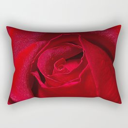 Rose Bud Rectangular Pillow