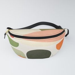 Modern Abstract Art 71 Fanny Pack